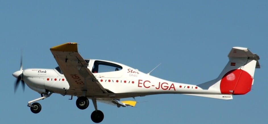 curso de pilotar avioneta